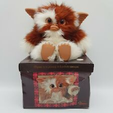 "RARE Vintage Quiron Gremlins Warner Bros Gizmo 15"" Plush Ref: 6001 Boxed"