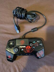 Mad Catz SFV892520SA3/04/1 D-Pad Street Fighter V FightPad Pro for Playstation4