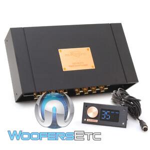 ZAPCO DSP-Z8 IV II BT BLUETOOTH 8-CHANNEL DIGITAL SOUND PROCESSOR CAR AUDIO NEW