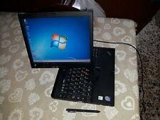 Lenovo X61 tablet PC perfettamente funzionante