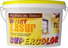 Baufan Supercolor Effect Varnish 2,5 L Blendable Transparent Finish