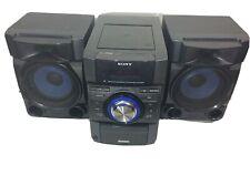 Sony MHC-EC709iP Mini Hi-Fi Component System CD AM-FM iPod Dock Stereo TESTED