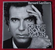 Bernard Lavilliers, on the road again / bad side, SP - 45 tours