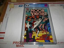 MOON KNIGHT #18 CGC 9.6  (COMBINED SHIPPING AVAILABLE)