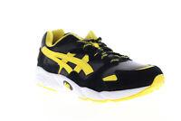 Asics Gel Diablo 1191A129-001 Mens Black Suede Lifestyle Sneakers Shoes 8