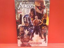 The Mighty Avengers: The Unspoken HC MINT sealed