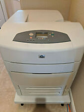 HP LaserJet 5550DTN Workgroup Laser Printer Located at Sacramento, 2hr from Bay