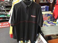 HOLDEN HSV OFFICIAL GREY BUTTON POLO SIZE LARGE EXCELLENT CONDITION