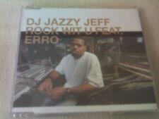 DJ JAZZY JEFF - ROCK WIT U - 3 TRACK UK CD SINGLE