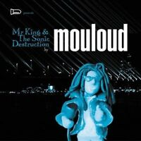 MOULOUD-MR KING & THE SONIC DISTRUCTION-JAPAN CD F04