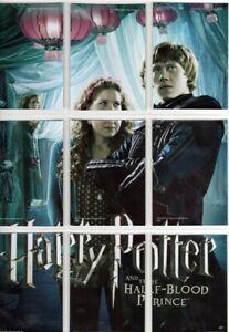 Harry Potter Half Blood Prince Update: 9 Card Puzzle Set - R1-R9