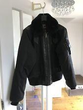 Men's AVIREX Flight Jacket Size Xl (large)