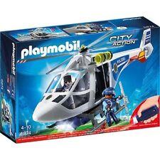 "PLAYMOBIL® City Action 6874 ""Polizei-Helikopter m. LED-Suchscheinwerfer"" NEU/OVP"