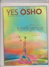 Yes Osho Mag Unleash Your Intelligence November/Jan 2017 021020nonr