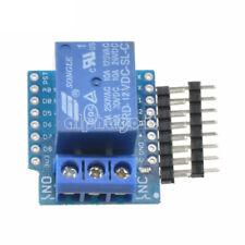 WeMos D1 Mini ESP8266 Wifi 12V Relay Shield Development Board for Arduino NEW