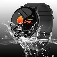 Smart Watch Waterproof ECG Blood Pressure Oxygen Heart Rate Monitor Wrist Bands