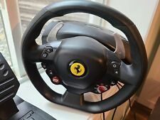 Thrustmaster T80 Ferrari 488 GTB Edition Racing Wheel for PS3 and PC