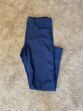 Express Active Dress Pants/Golf Pants (Men's 32/32) Navy
