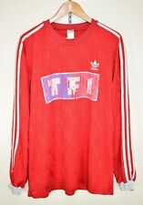 Vintage Match Worn Maillot Shirt ADIDAS Coupe de FRANCE TF1 N°11 taille Size XL