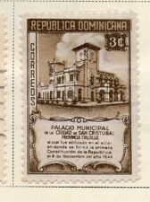 Dominican Republic 1944-45 Early Issue Fine Mint Hinged 3c. 168516