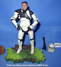 Star Wars 2005 AT-TE TANK GUNNER ROTS 3.75  inch Figure #2