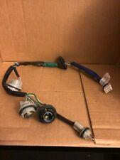 1995 toyota tercel headlight head lamp wire harness pigtail