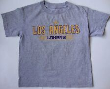 Boys Youth ADIDAS LOS ANGELES LAKERS Shirt size small S