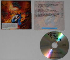 Them & Us  Chapter II: The Great Escape  U.S. promo cd card sleeve