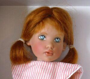 "Helen Kish Riley Collector's Club Tulah Debut Doll 2004 MIB 7 1/2"" 2004  P65"
