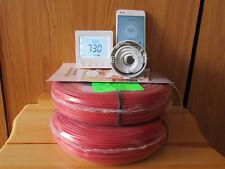 Smart WIFI Warm Tile Under Floor Heating System  260-300 sq.ft.(24-28 Sq m),230V