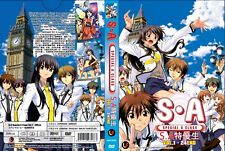 S.A: Spcecial A Class (Chapter 1 - 24 End) ~ 2-DVD SET ~ English Subtitle  Anime