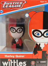 Harley Quinn Wittles Wooden Doll Entertainment Earth Marvel Comics New In Box