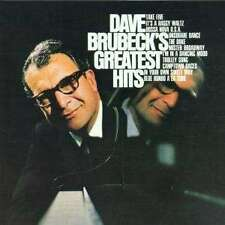 Dave Brubeck - Greatest Hits CD JAZZ ICONS