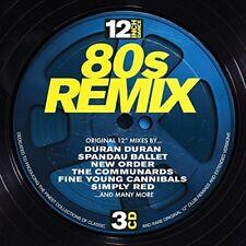 Various Artists - 12 Inch Dance: 80S Remix / Various [New CD] UK - Import