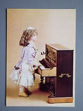 R&L Postcard: Lanhydrock House Cornwall, Toy Doll Musical Box, Dolly