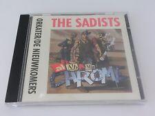 The Sadists Orkater/De nieuwkomers Alabama Chrome van The Sadists CD