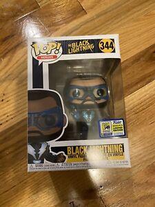 Black Lightning SDCC2020 LE 3000 Funko Pop