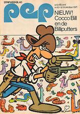 PEP 1971  nr. 42 - GRAHAM NASH / COCCO BILL (COVER) / NICO EN FRANS SPITS