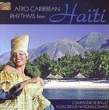 COMPAGNIE DE BALLET FOKLORIQUE NATIONALE DHAITI - AFRO-CARIBBEAN RHYTHMS FROM HA