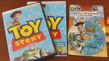 Toy Story (DVD, 2010) Disney Pixar childrens kids Buzz Woody