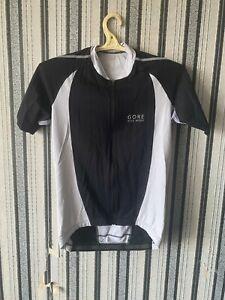 Gore Bike Wear Cycling Jersey Men's Size S Bike Short Sleeve
