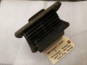 1955 1956 Packard Factory A/C Vent ASM 475067 & 475065