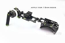 Lanparte DHR-01 DSLR Shoulder Mount Rig with Follow Focus&Bridgeplate