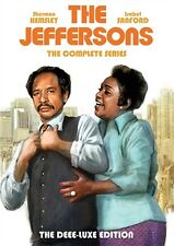 THE JEFFERSONS COMPLETE SERIES New 33 DVD Seasons 1-11 1 2 3 4 5 6 7 8 9 10 11