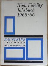 - HIFI-JAHRBUCH 2 - (1965/66)