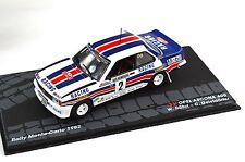 OPEL ASCONA 400 1er rallye de monte carlo 1982 Walter ROHRL 1:43 altaya RC63