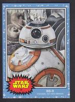 Topps Living - Star Wars 2019 # 30 BB-8 - The Force Awakens /1502