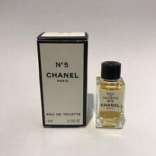 Chanel No5 Edt miniature parfum 4ml