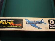 Royal Chance Vought F4U-1D Corsair Model Airplane Kit