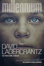Co nas nie zabije, David Lagerkrantz, polish book, polska ksiazka